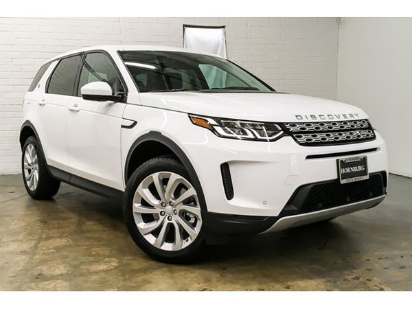 Hornburg Land Rover >> New